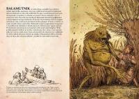 Баламутень. Рисунок Павла Зыха (Paweł Zych)