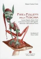 Фоллетти на обложке книги, посвященном тосканскому фольклору