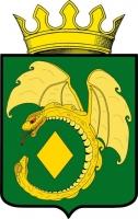 Дябдар на гербе Могочинского района Забайкальского края