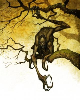 Асанбосам. Иллюстрация Юхана Эгеркранса