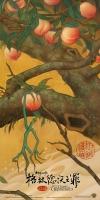 """Лечурка. Китайский постер фильма """"Фантастические твари: Преступления Грин-де-Вальда"""" от художника Чжан Чуня"""