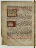 Пеликан. Совы. Рукопись Французской национальной библиотеки (Latin 3630, fol.88v.)