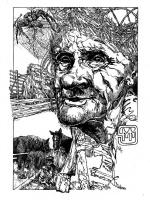 Евник. Иллюстрация Михаила Чернодедова