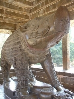 Вараха в виде гигантского кабана (Кхаджурахо, Индия)
