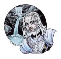 Фоссегрим из сеттинга Dungeons & Dragons 3.5