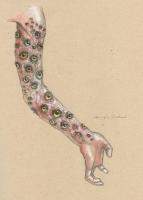Рука Додомэки. Иллюстрация Курта Комода (TickleMeCthulhu)