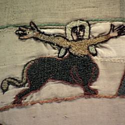 Букентавр с гобелена из Байе