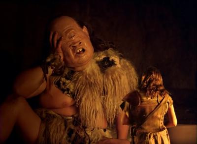 """Циклоп, кадр из фильма А.Кончаловского """"Одиссей"""" (1997)"""