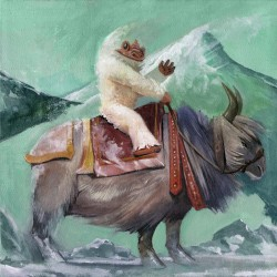 "Йети. Рисунок Криса Гудвина (Chris ""Eselkunst"" Goodwin)"