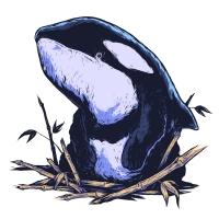 Пандасатка от иллюстратора Ивана Беликова