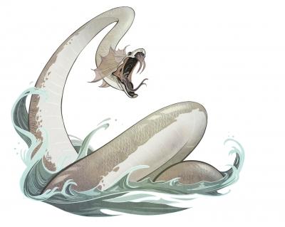 Якумама. Иллюстрация Александрии Хантингтон