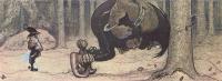 """Каур и Сталло"". Иллюстрация Йона Бауэра"