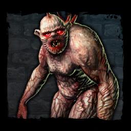 Гравейр из игрового мира The Witcher