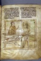 Скиапод. Рукопись Бодлеянской библиотеки (MS. e. Mus. 136, fol. 003r)