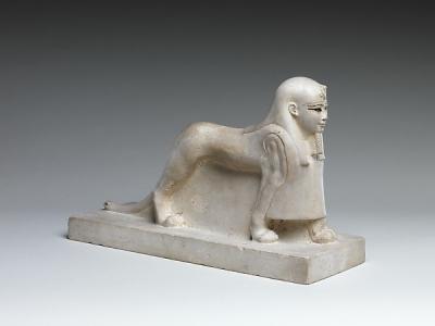 Бог Туту. Древнеегипетская статуэтка