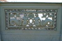 Ихтиокентавры в декоре Аничкова моста в Санкт-Петербурге