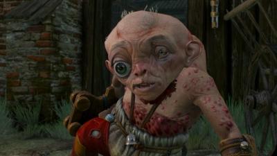 """Ума, персонаж игры """"Ведьмак III"""""""