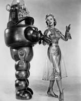 """Рекламное фото к фильму """"Запретная планета"""" (Forbidden Planet, 1956)"""