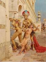 Тарки. Картина Фортунино Матании, 1930-е годы