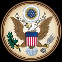 Гербовая печать США
