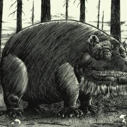 Каучпок. Иллюстрация Ричарда Свенссона (Richard Svensson)