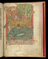 Щиточерепаха (аспидохелон) (Рукопись Британской библиотеки MS Harley 4751, fol. 69r)