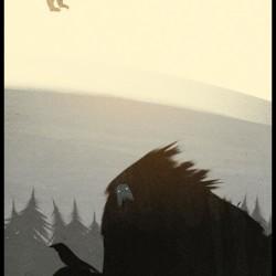 Леший. Art by Leonid Bloommer