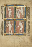 Чудовищные народы. Рукопись музея Гетти в Лос-Анджелесе (MS. Ludwig XV 4, fol.118r.)