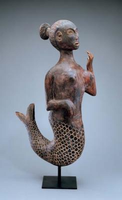 Статуэтка Мами Вата. Ангола