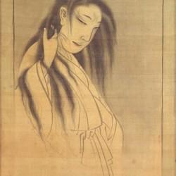 Юрэй. Автор рисунка Нагасава Росэцу