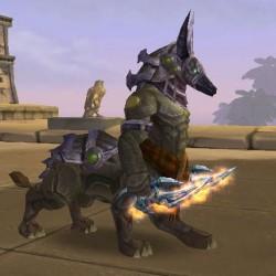 Neferset Blade Twister. Скриншот из игры World of Warcraft