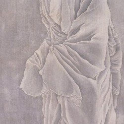 Призрак О-кику. Автор Ёситоси Цукиока