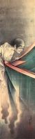 Призрак Кохады Кохэйдзи. Автор рисунка Утагава Кунитоси