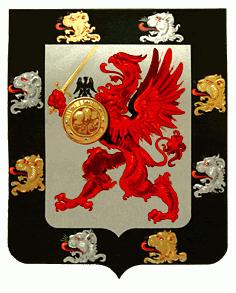 Малый родовой герб Романовых