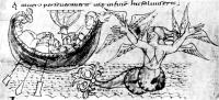 Серра. Королевская библиотека, Брюссель. MS 10074. X век