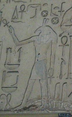 Бог Сет. Храм Сета, XVIII династия