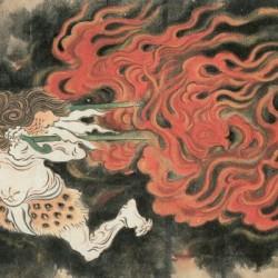 Демон Каси в восприятии Саваки Сууси (Sawaki Suushi)