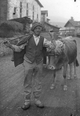 Фермер из Убиде, Страна Басков
