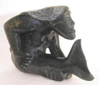 Статуэтка Седны, морской богини инуитов