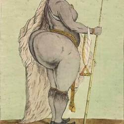 Готтентотская Венера