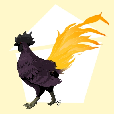 Айтварас. Иллюстрация Трэйси Шепарда