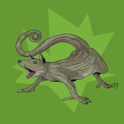 Древоскрип. Иллюстрация Трэйси Шепарда