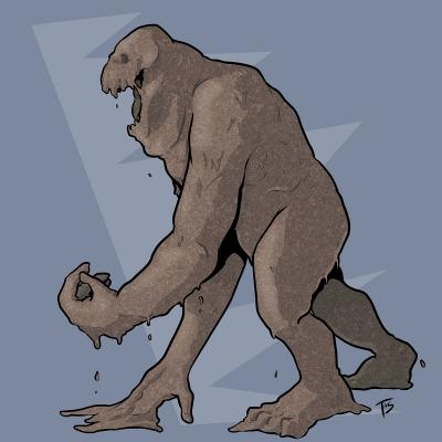 Гавгав. Иллюстрация Трэйси Шепарда