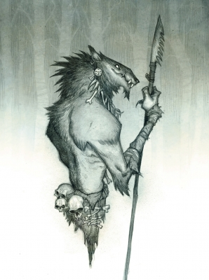 Адлет. Иллюстрация Юхана Эгеркранса