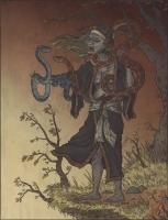 Дзякоцу-баба. Иллюстрация Мэтью Мэйера