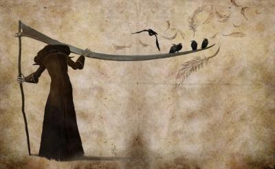 Анку. Иллюстрация неизвестного автора