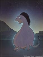 Ариэ. Иллюстрация Мэтью Мэйера