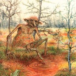 Аржавень. Иллюстрация Валерия Славука