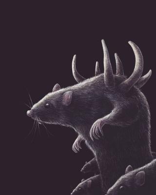 Поднор. Рисунок Артура Басака
