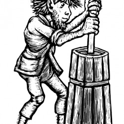 Брауни. Иллюстрация Мерли Инсинга